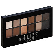 Maybelline Expert Wear Eye Shadow Palette the Nudes