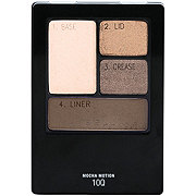 Maybelline Expert Wear Eyeshadow Quads, Mocha Motion