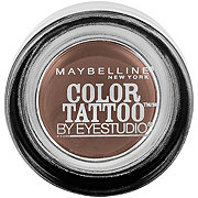 Maybelline Eye Studio Color Tattoo Bad To The Bronze Eye Shadow