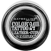 Maybelline Eye Studio Color Tattoo Dramatic Black