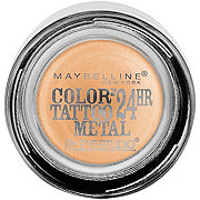 Maybelline Eye Studio Color Tattoo Metal Barely Branded Eye Shadow