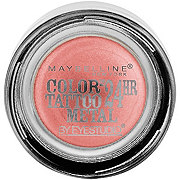 Maybelline Eye Studio Color Tattoo Metal Inked in Pink Eyeshadow