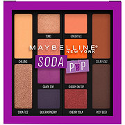 Maybelline Eyeshadow Palette Soda Pop