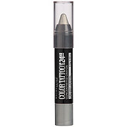 Maybelline Eyestudio ColorTattoo Concentrated Crayon Eyeshadow, Grey Crystal