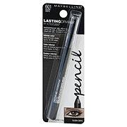 Maybelline Eyestudio Lasting Drama Waterproof Gel Pencil, Sleek Onyx