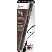 Maybelline Eyestudio Master Precise All Day Liquid Eyeliner, Forest Brown
