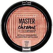 Maybelline Face Studio Master Chrome Molten Peach