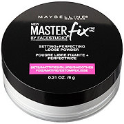 Maybelline Facestudio Master Fix Setting + Perfecting Loose Powder, Translucent
