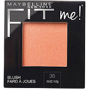 Maybelline Fit Me Blush Coral