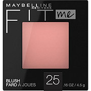 Maybelline Fit Me Blush Pink