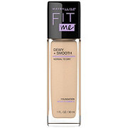 Maybelline Fit Me Dewy + Smooth Foundation, Classic Ivory
