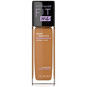 Maybelline Fit Me Dewy + Smooth Foundation, Coconut