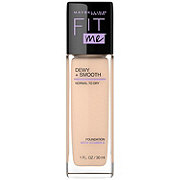 Maybelline Fit Me Dewy + Smooth Foundation, Ivory