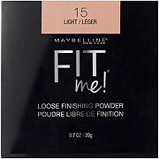 Maybelline Fit Me Loose Finishing Powder, Light