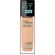 Maybelline Fit Me Matte & Pore Foundation Buff Beige