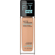 Maybelline Fit Me Matte & Pore Foundation Natural Buff