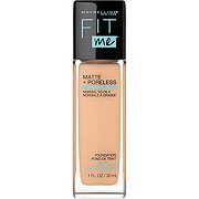 Maybelline Fit Me Matte & Pore Foundation Nude Beige