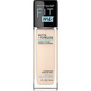 Maybelline Fit Me Matte & Pore Foundation Porcelain
