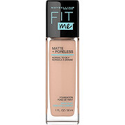 Maybelline Fit Me Matte & Pore Foundation Pure Beige