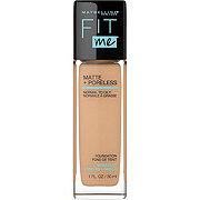 Maybelline Fit Me Matte & Pore Foundation Soft Tan