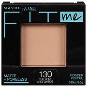 Maybelline Fit Me Matte & Poreless Powder Buff Beige