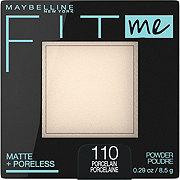 Maybelline Fit Me Matte & Poreless Powder Porcelain