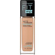 Maybelline Fit Me Matte + Poreless Liquid Foundation, Sun Beige