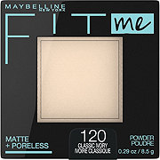 Maybelline Fit Me Matte + Poreless Powder, Classic Ivory
