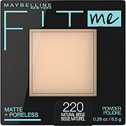 Maybelline Fit Me Matte + Poreless Powder, Natural Beige