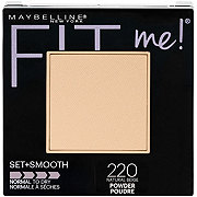 Maybelline FIT Me! Natural Beige Pressed Powder