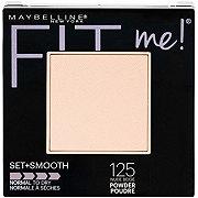 Maybelline FIT Me! Nude Beige Pressed Powder