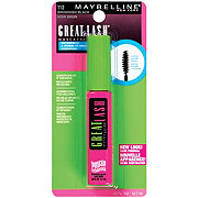 Maybelline Great Lash Brownish Black Waterproof Mascara
