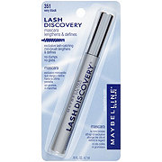 Maybelline Lash Discovery Mini-Brush Washable Mascara, Very Black