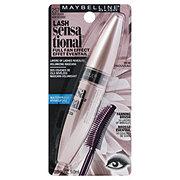 Maybelline Lash Sensational Volume Express Lash Waterproof Mascara, Very Black