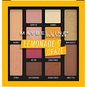 Maybelline Lemonade Craze Eyeshadow Palette