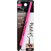 Maybelline New York Eyestudio Master Precise Skinny, Sharp Brown