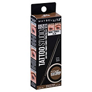 Maybelline Tattoo Studio Brow Pomade Soft Brown