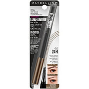 Maybelline TattooStudio Brow Tint Pen, Deep Brown