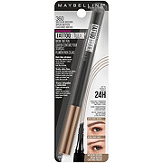Maybelline TattooStudio Brow Tint Pen, Medium Brown