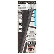 Maybelline TattooStudio Longwear Eye Liner Intense Charcoal