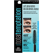 Maybelline Temptation Mascara Waterproof Brownish Black