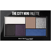 Maybelline The City Mini Palette Concrete Runway