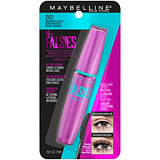 Maybelline The Falsies Washable Mascara, Brownish Black