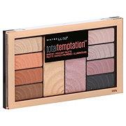 Maybelline Total Temptation Eyeshadow + Highlight Palette