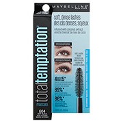 Maybelline Total Temptation Waterproof Mascara, Very Black