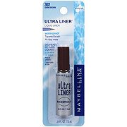Maybelline Ultra Liner Dark Brown Waterproof Liquid Liner