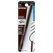 Maybelline Unstoppable Cinnabar Smudge-Proof Waterproof Eyeliner