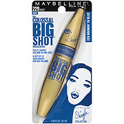 Maybelline Volum' Express The Colossal Big Shot Mascara x Shayla, Boomin' in Blue