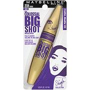 Maybelline Volum' Express The Colossal Big Shot Mascara x Shayla Poppin Purple