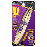 Maybelline Volum' Express The Colossal Big Shot Washable Mascara, Very Black
